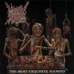 Mindly Rotten - The Most Exquisite Agonies (2005)