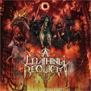 A Loathing Requiem - Psalms Of Misanthropy (2010)