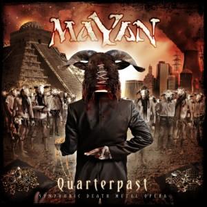 Mayan - Quarterpast (2011)