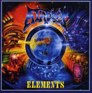 Atheist - Elements (Remastered) (2005)