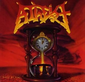 Atheist - Piece Of Time (Remastered) (2005)