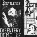 Pestilence — Dysentery (1987)