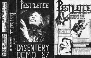 Pestilence - Dysentery (1987)