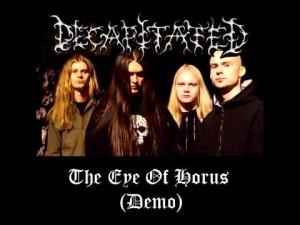 Decapitated - The Eye Of Horus (1998)