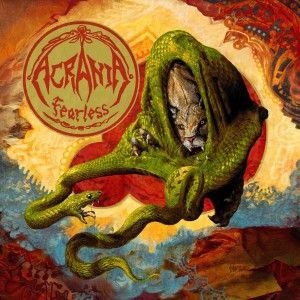 Acrania - Fearless (2015)
