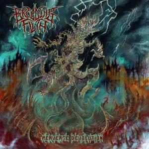 Breeding Filth - Perverse Devolution (2016) | Technical Death Metal