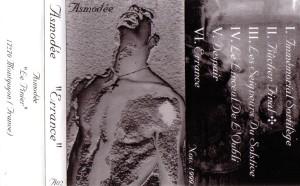 Asmodée - Errance (1999)