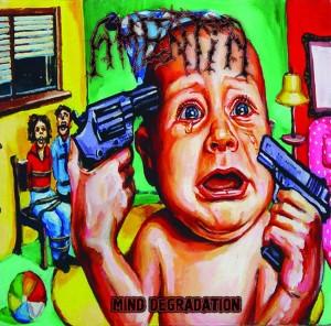 Amentia - Mind Degradation (2006)