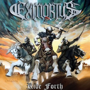 Exmortus - Ride Forth (2016)
