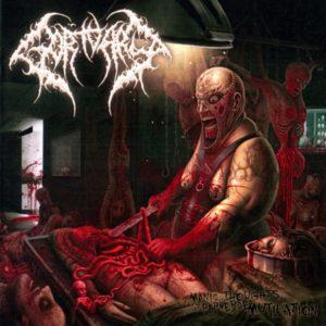 Gortuary — Manic Thoughts Of Perverse Mutilation (2008)