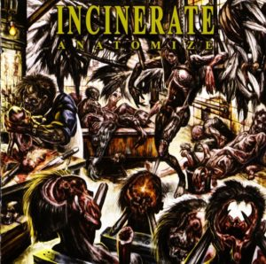 Incinerate — Anatomize (2008)