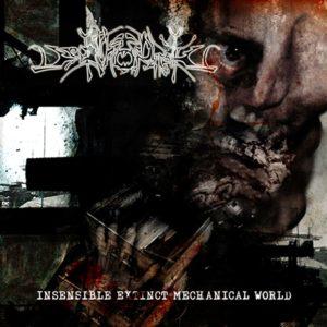 Depths Of Depravity — Insensible Extinct Mechanical World (2006)