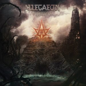 Allegaeon — Proponent For Sentience (2016)