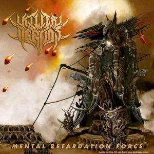 Killer Of Gods — Mental Retardation Force (2016)