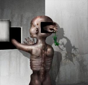 Lizard Professor — Eccentricity (2016)
