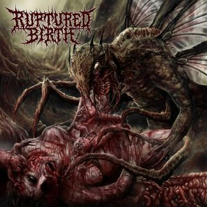 Ruptured Birth — Transmutant (2016)