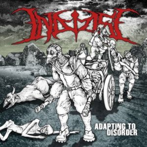 In Demise — Adapting To Disorder (2011)