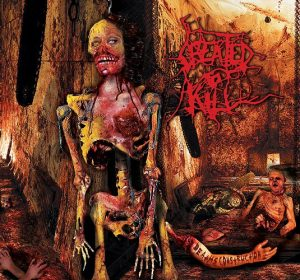 Created To Kill — Death's Construction (2013)