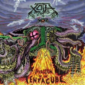 Xoth — Invasion Of The Tentacube (2016)