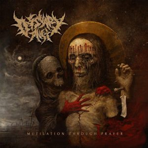Ossuary Anex — Mutilation Through Prayer (2016)