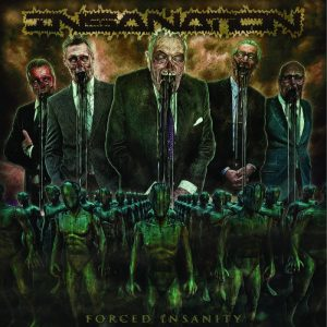 Insanation — Forced Insanity (2016)