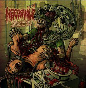 Necrovile — Engorging The Devourmental Void (2013)