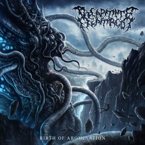 Decapitate Hatred — Birth Of Abomination (2016) | Technical Death Metal