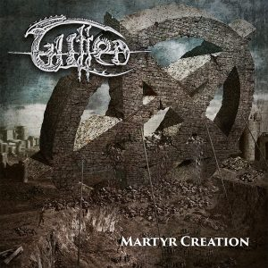 Gutted — Martyr Creation (2016) | Technical Death Metal