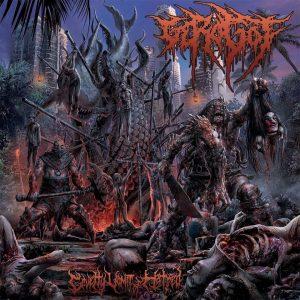 Gerogot — Cruelty Vomit Of Hatred (2016)