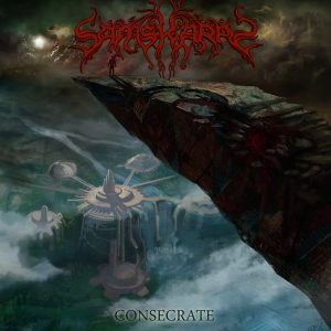Samskaras — Consecrate (Single) (2014)
