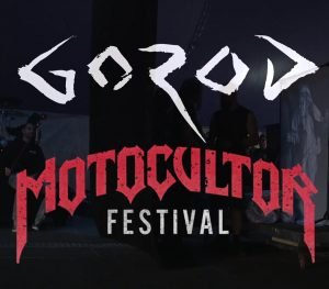 Gorod — Live At Motocultor Festival (2016)