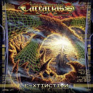 Carcariass — E-xtinction (2009)