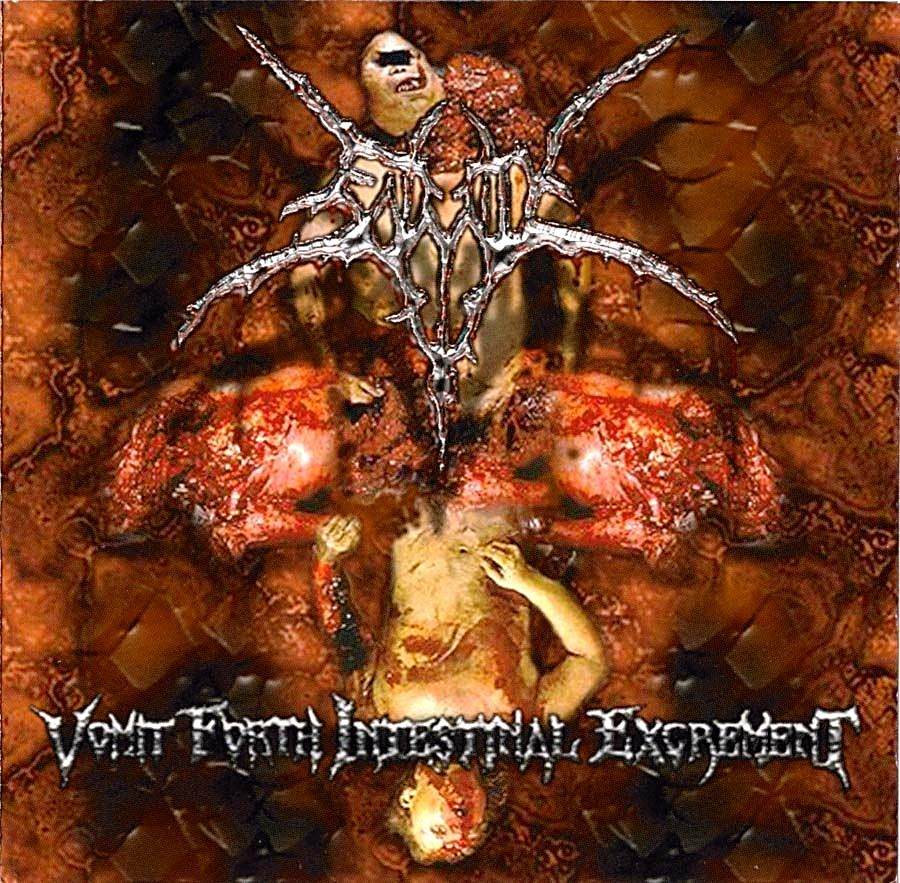 Enmity — Vomit Forth Intestinal Excrement (2002 ...
