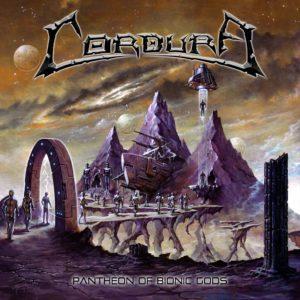 Cordura — Pantheon Of Bionic Gods (2016)