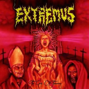 Extremus — The Grip Of Theocracy (2016)