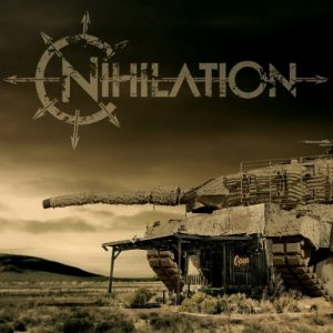 Nihilation — A Misanthrope's Guide To The Planet (2017)