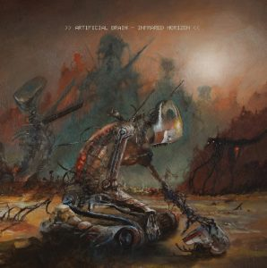 Artificial Brain — Infrared Horizon (2017)