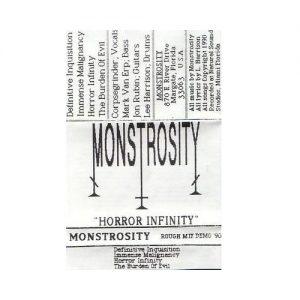 Monstrosity — Horror Infinity (1991)