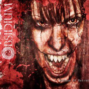 Obsidium — Lesson Of Hatred (2017)