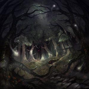 Stone Circle — A Forest Dark (2017)