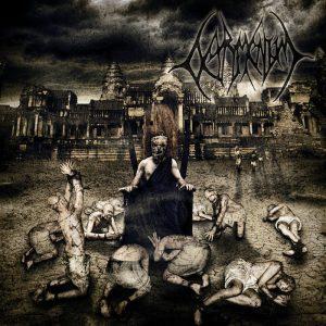 Detrimentum — Inhuman Disgrace (2011)