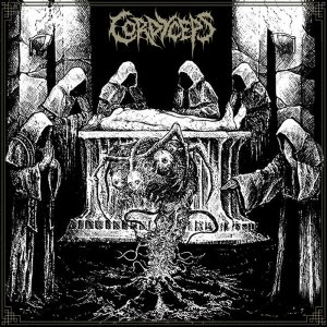 Cordyceps — Black Blood Butchery (2017)