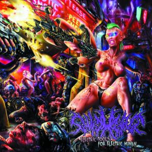 7 H.Target — Electric Tools For Electric Human / Japan Body Hammer (2017)