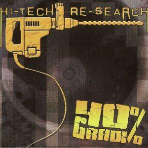 40gradi — Hi-Tech Re-Search (2008)