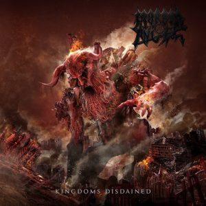 Morbid Angel — Kingdoms Disdained (2017)