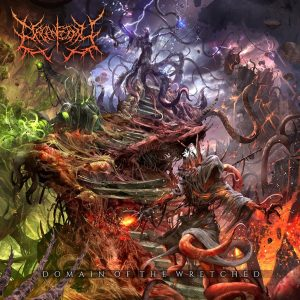 Organectomy — Domain Of The Wretched (2017)