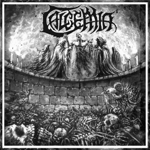 Calcemia — The Unburning Flame (2017)