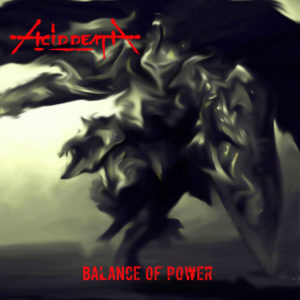 Acid Death — Balance Of Power (2017)