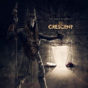 Crescent — The Order Of Amenti (2018)
