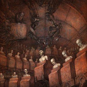 Horror God & Techne — Split (2017)